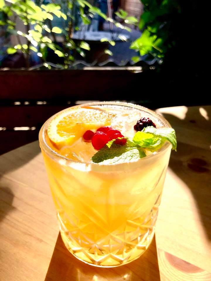 Acuarela cocktail