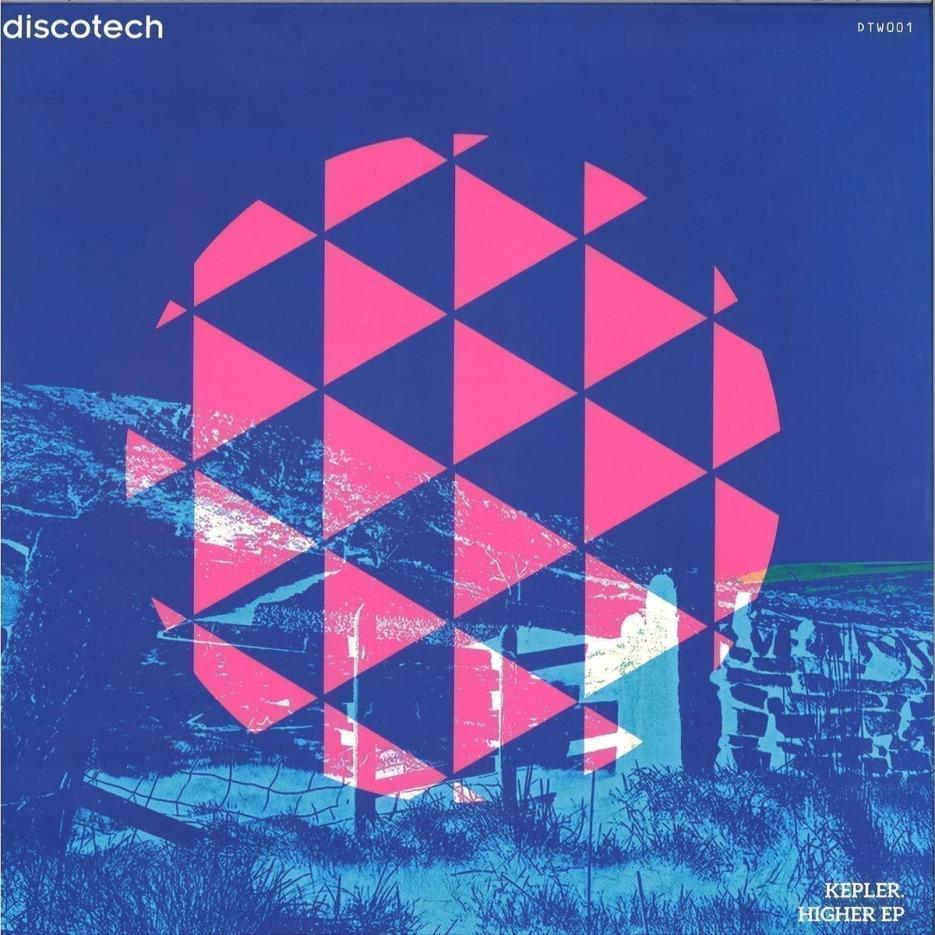 Kepler, Instinct - DTW001 [discotech] 1