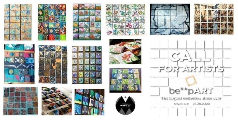 Open call pentru artiști și artizani la be**pART, cea mai mare expoziție de artă contemporană din lume
