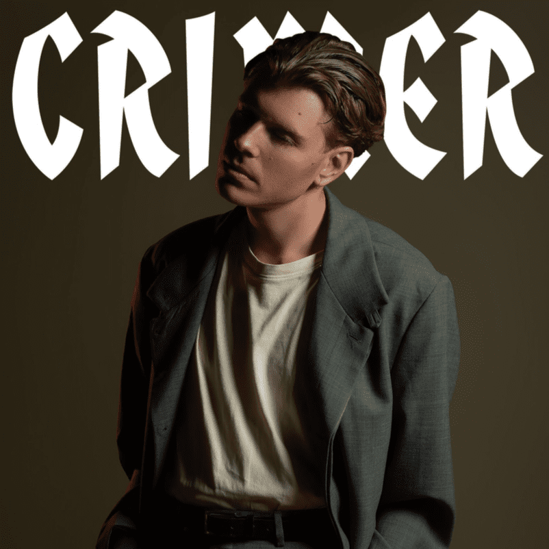 Crimer releases new single 'Eyes Off Me'