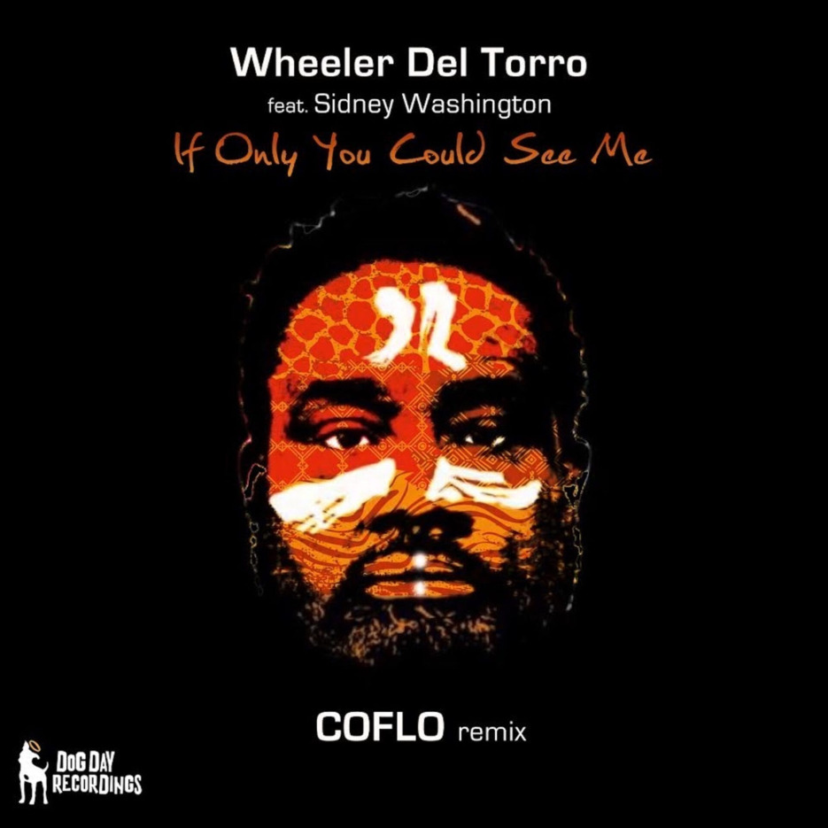 Wheeler del Torro Ft. Sidney Washington - 'If Only You Could See Me' (Coflo Remix) [Dog Day Recordings]