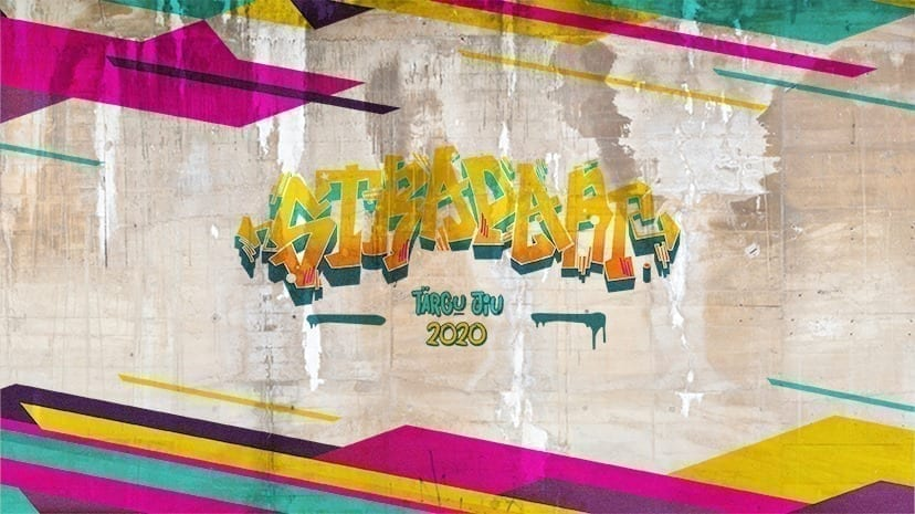 Strad'Art - Festival de artă urbană, Târgu Jiu 2020