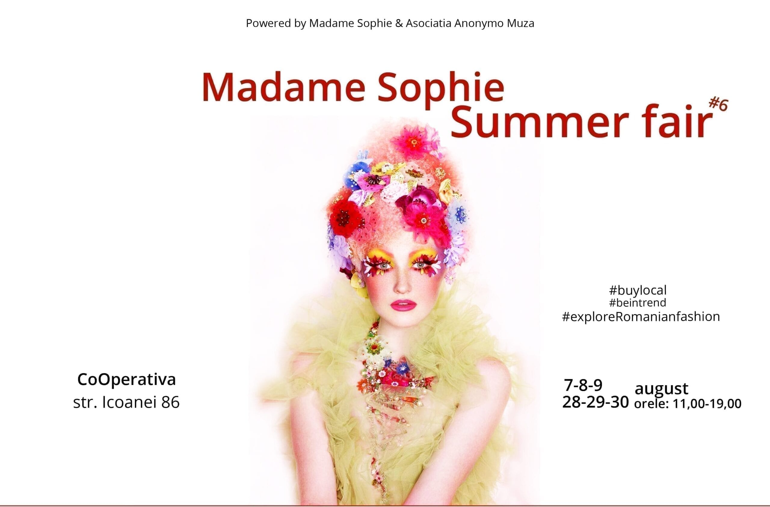 Madame Sophie Summer Fair