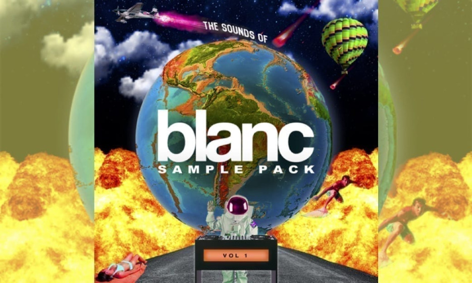 Blanc brand launch ultimate sample pack alongside Marco Strous
