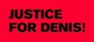 Justice for Denis Kaznacheev!