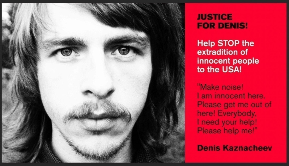 Justice for Denis Kaznacheev!