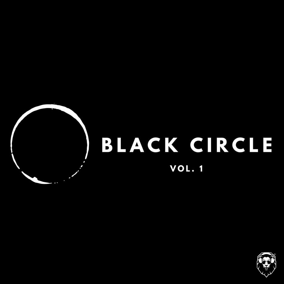 "Leisure Music Production presents a new VA titled ""Black Circle Vol.1"""