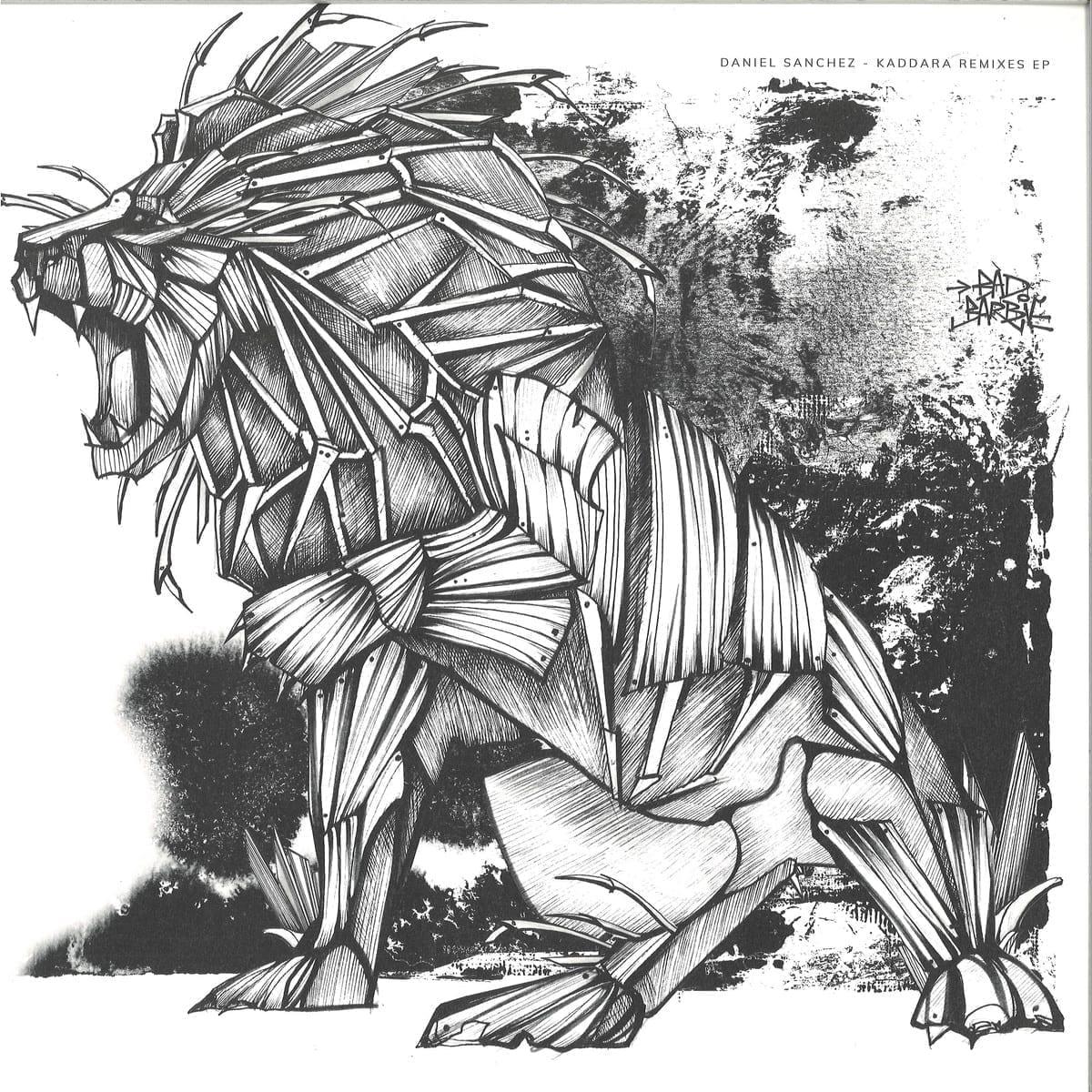 Daniel Sanchez - Kaddara Remixes EP [Bad Barbie Records] 01