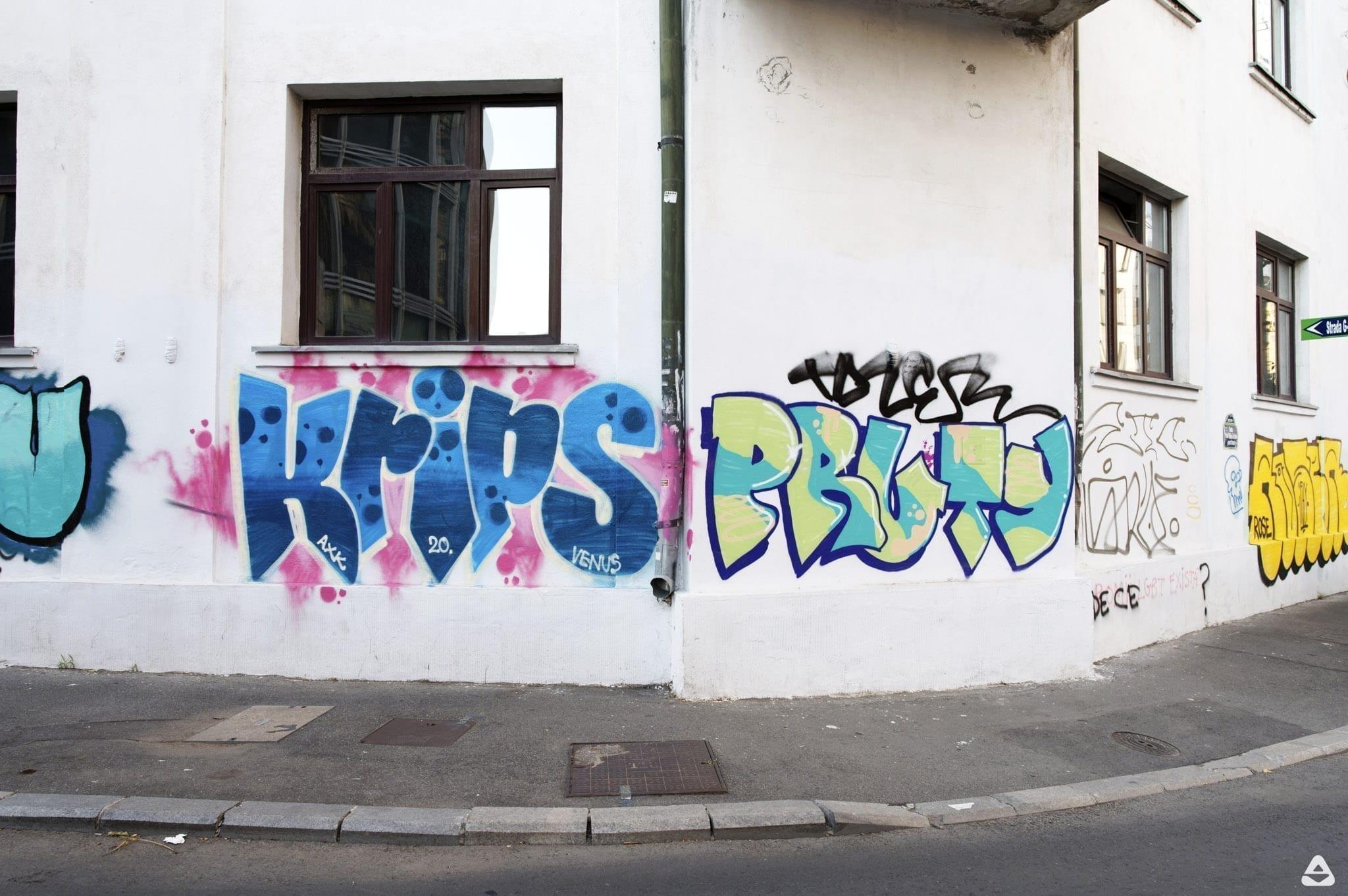 Gorzo, Krips, Pruty, Roser