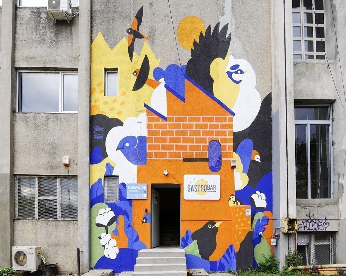 Irina Mocanu - Street Delivery - Nod gastrobar 4