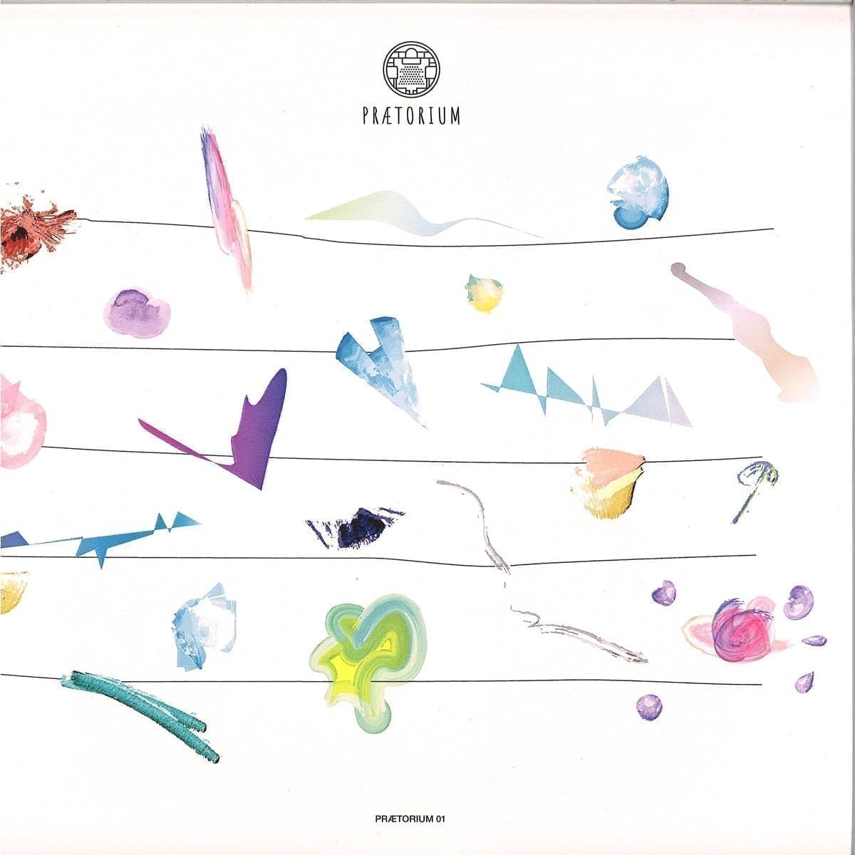 Modest Ionescu - PRAETORIUM 01 front