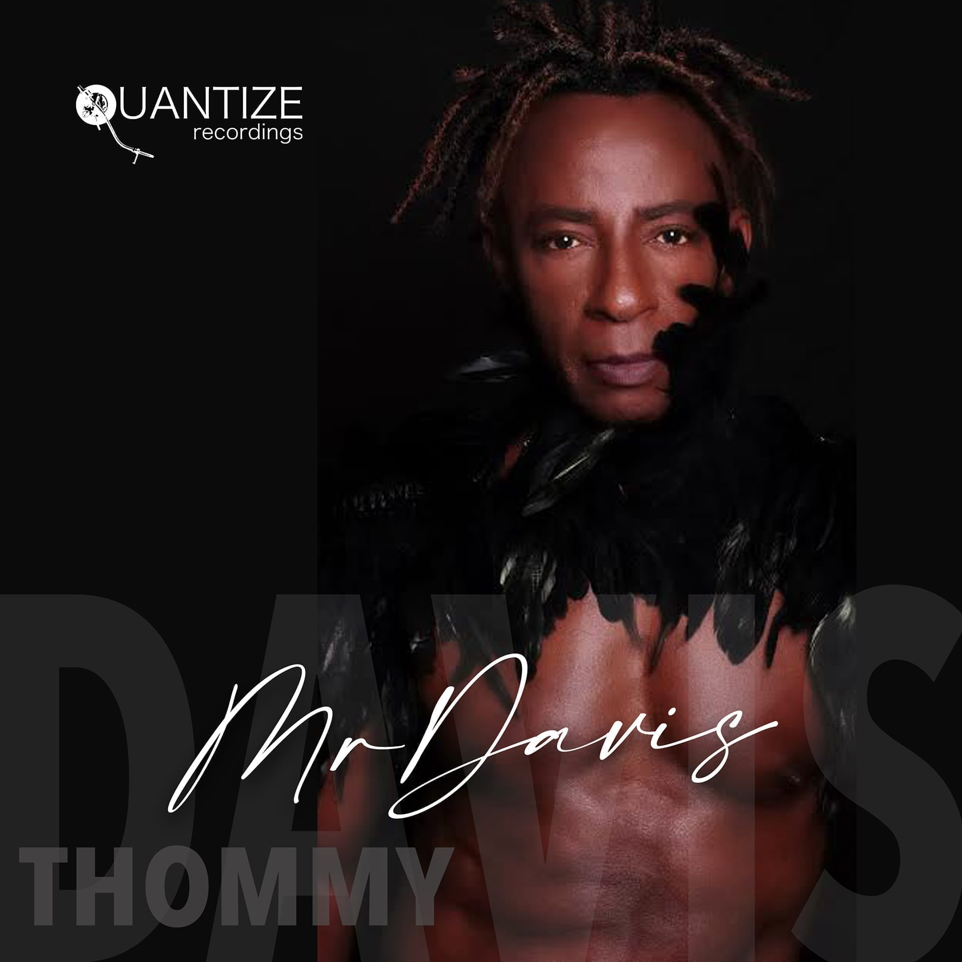 Thommy Davis 'Mr Davis' Album' Quantize Recordings