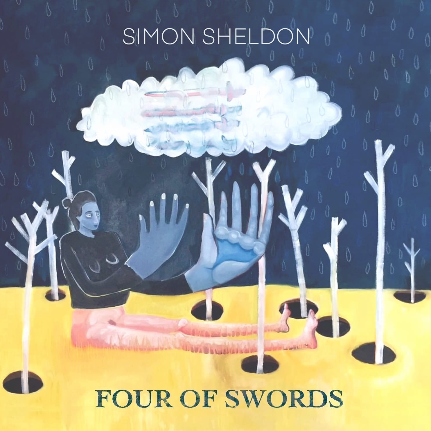 Simon Sheldon 'The Four of Swords' Album The Freebooter Lounge