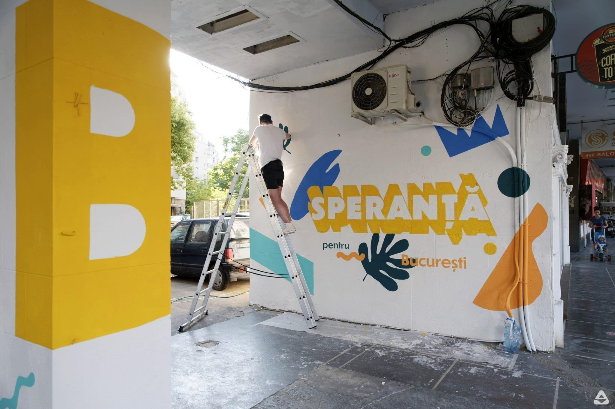 TypeThursday București - Hope for Bucharest with Bianca, Artemisa & co