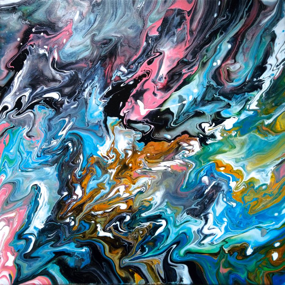"""Finally back on his Exhibition imprint, Rico Puestel presents """"EXHIBITION 3"""""""
