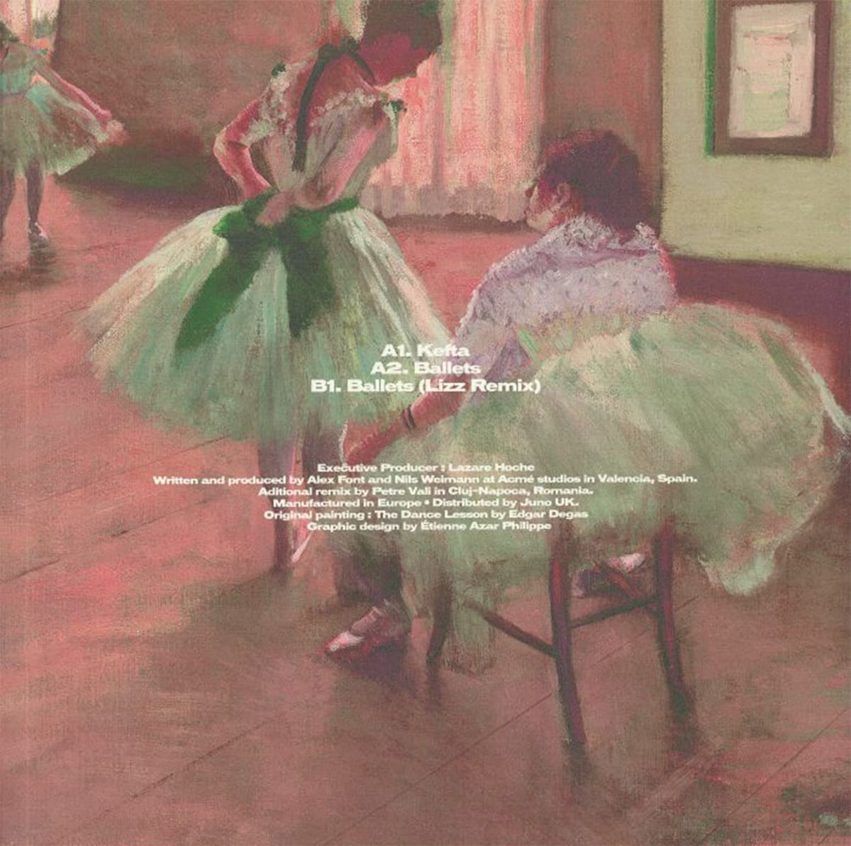 alex, nils - ballets art