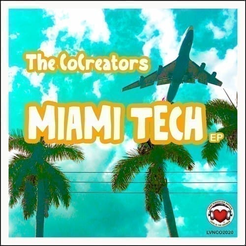 "The Grammy Nominated CoCreators present their new job, ""Miami Tech Ep"""