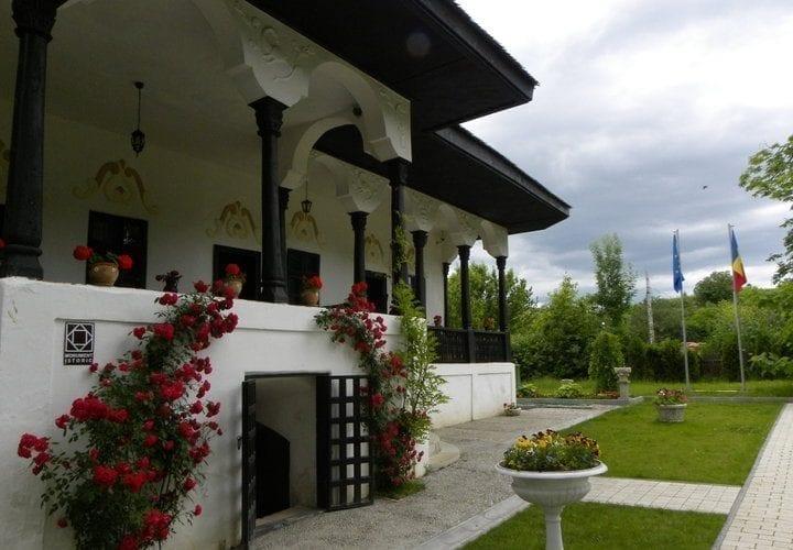 Curs online - Conace şi case boiereşti din România