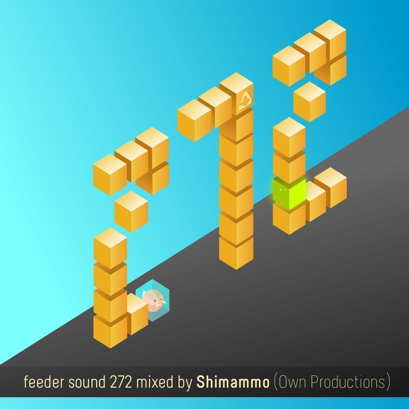 feeder sound 272 mixed by Shimammo (Own Productions) 01