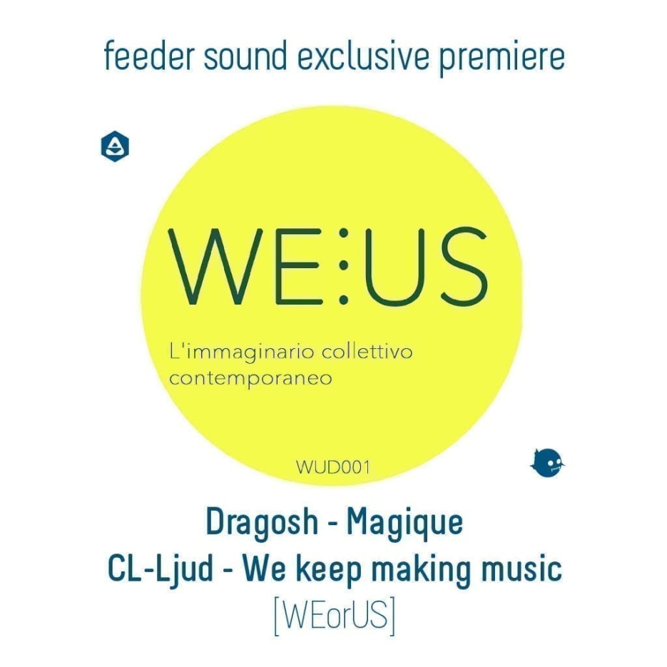 feeder sound exclusive premiere Dragosh & CL-ljud [WEorUS]