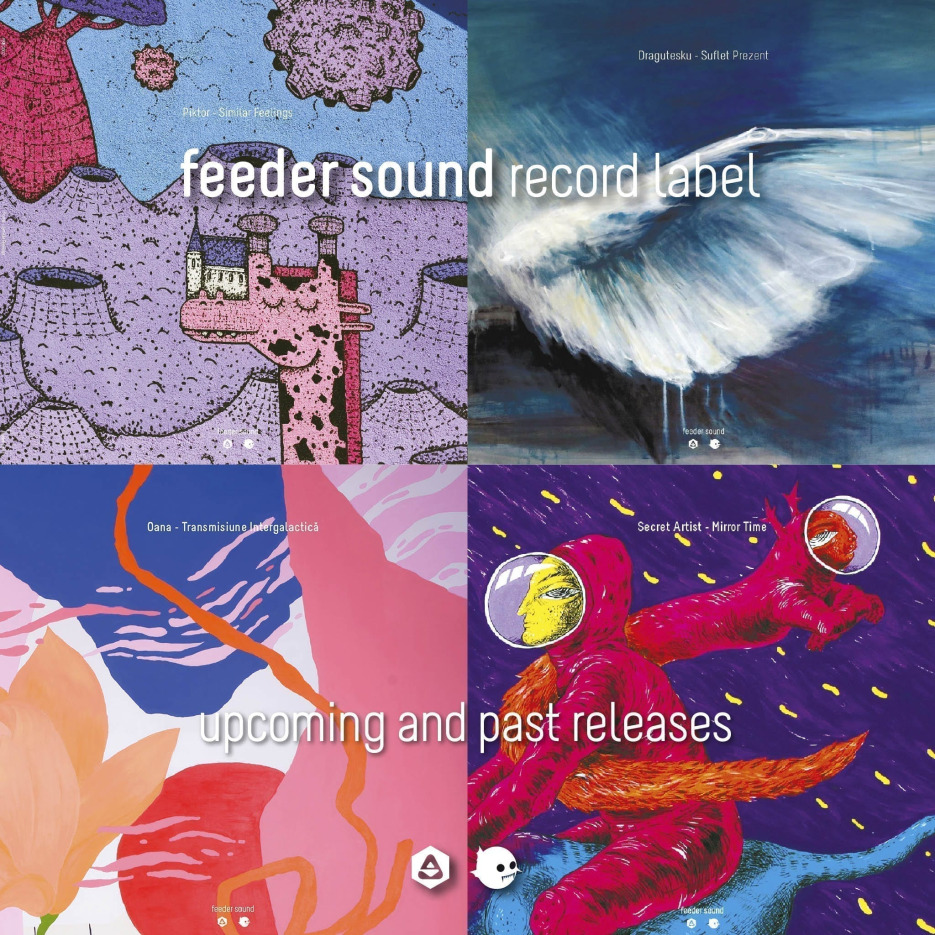 feeder sound upcoming past releases