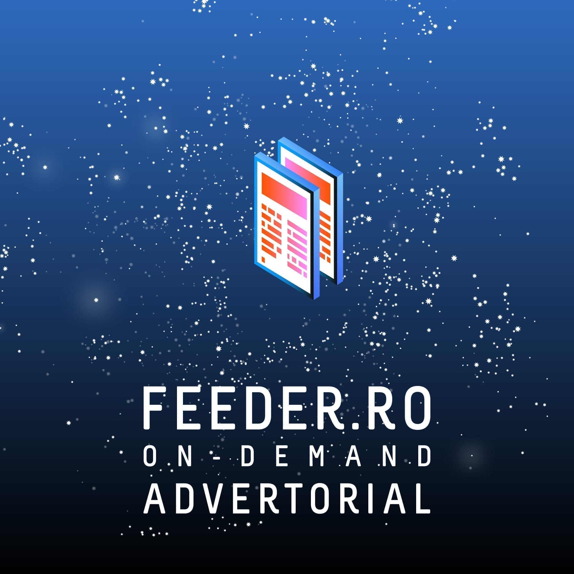 On-demand advertorial written by © feeder.ro