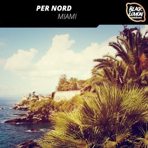 "Per Nord gets on Black Lemon Records with a new single titled ""Miami"""