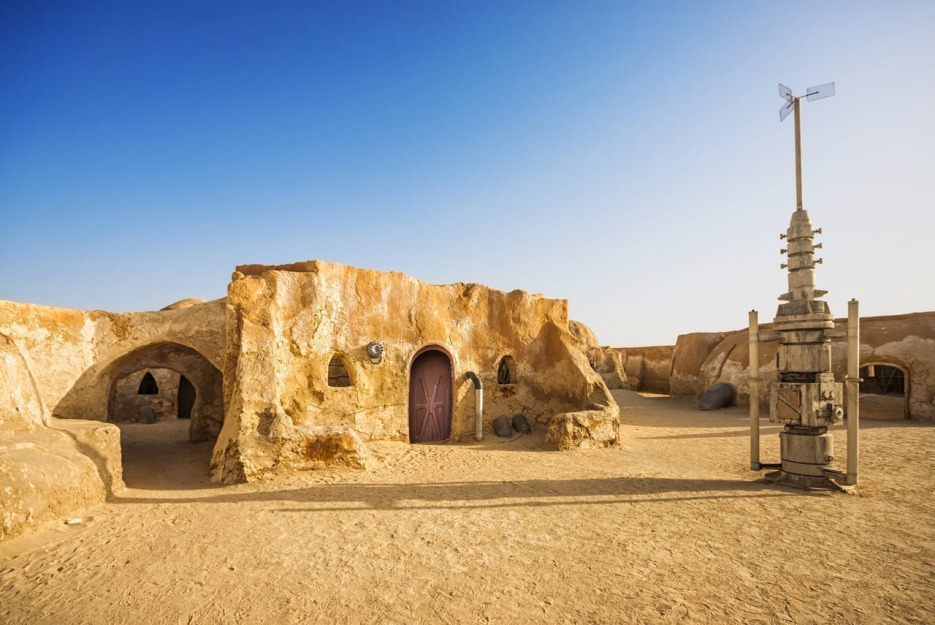 Star Wars themed Tunisian Festival, Les Dunes Electroniques, releases aftermovie Festival featuring Apollonia, Archie Hamilton + Audiofly releases epic three-minute video