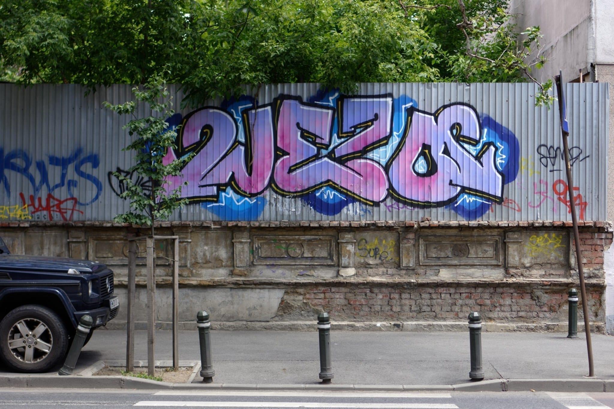 Wezo street art