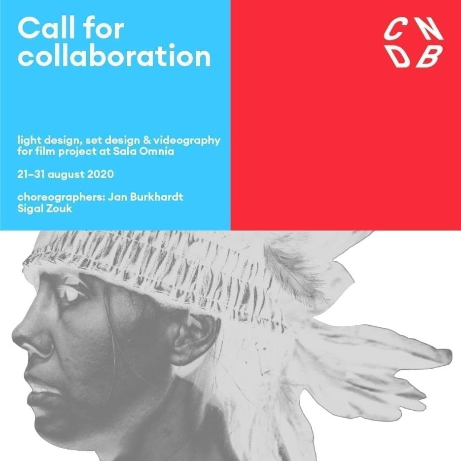Apel pentru colaborare la Sala Omnia:lumini și scenografie & videografie