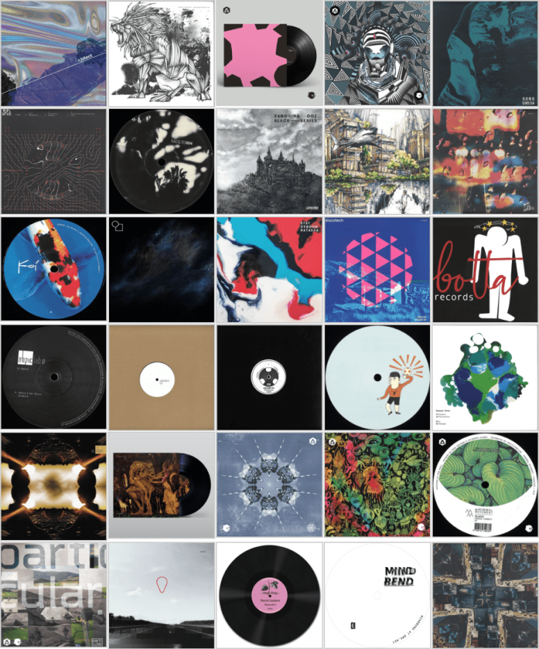 Check out the latest additions to the feeder.ro vinyl collection