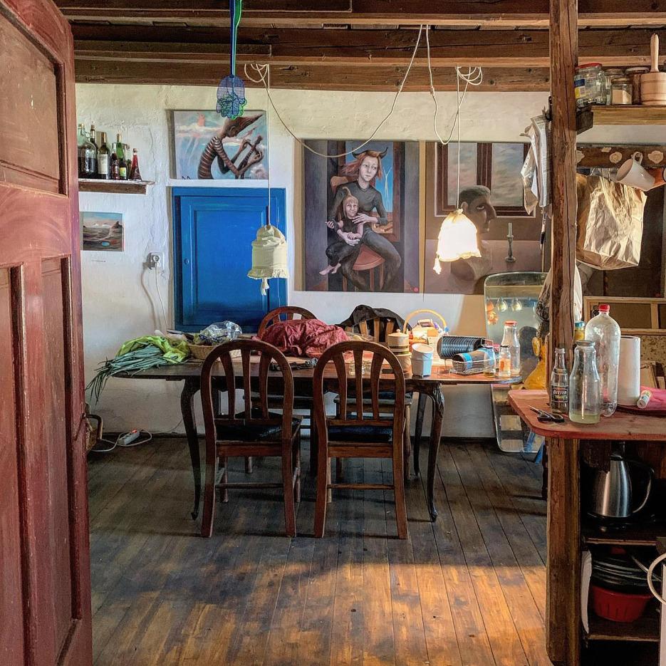 Imola Feldberg Atelierul