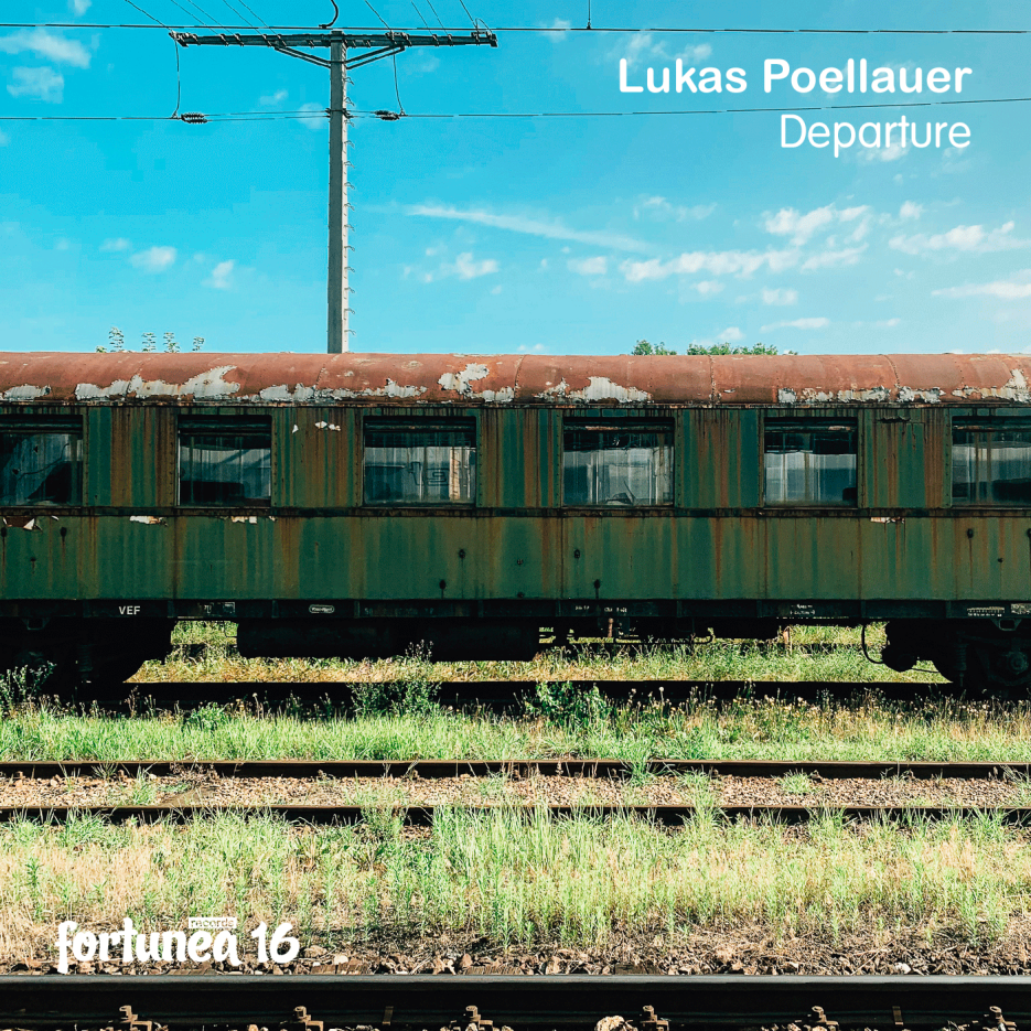 "Lukas Poellauer comes back on fortunea with an ambitious 5 track ep titled ""Departure"""