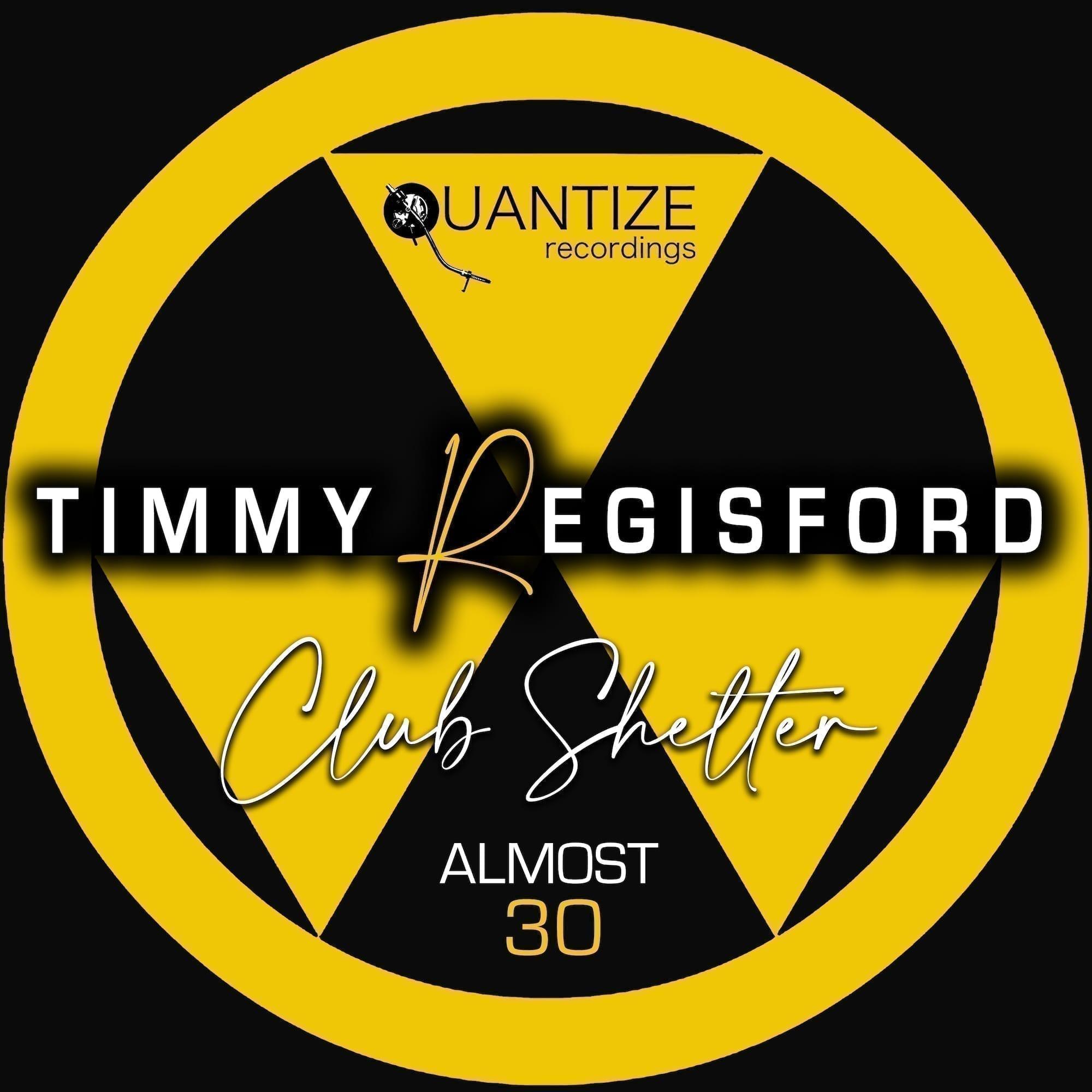 Timmy Regisford 'Almost 30' Album [Quantize Recordings]