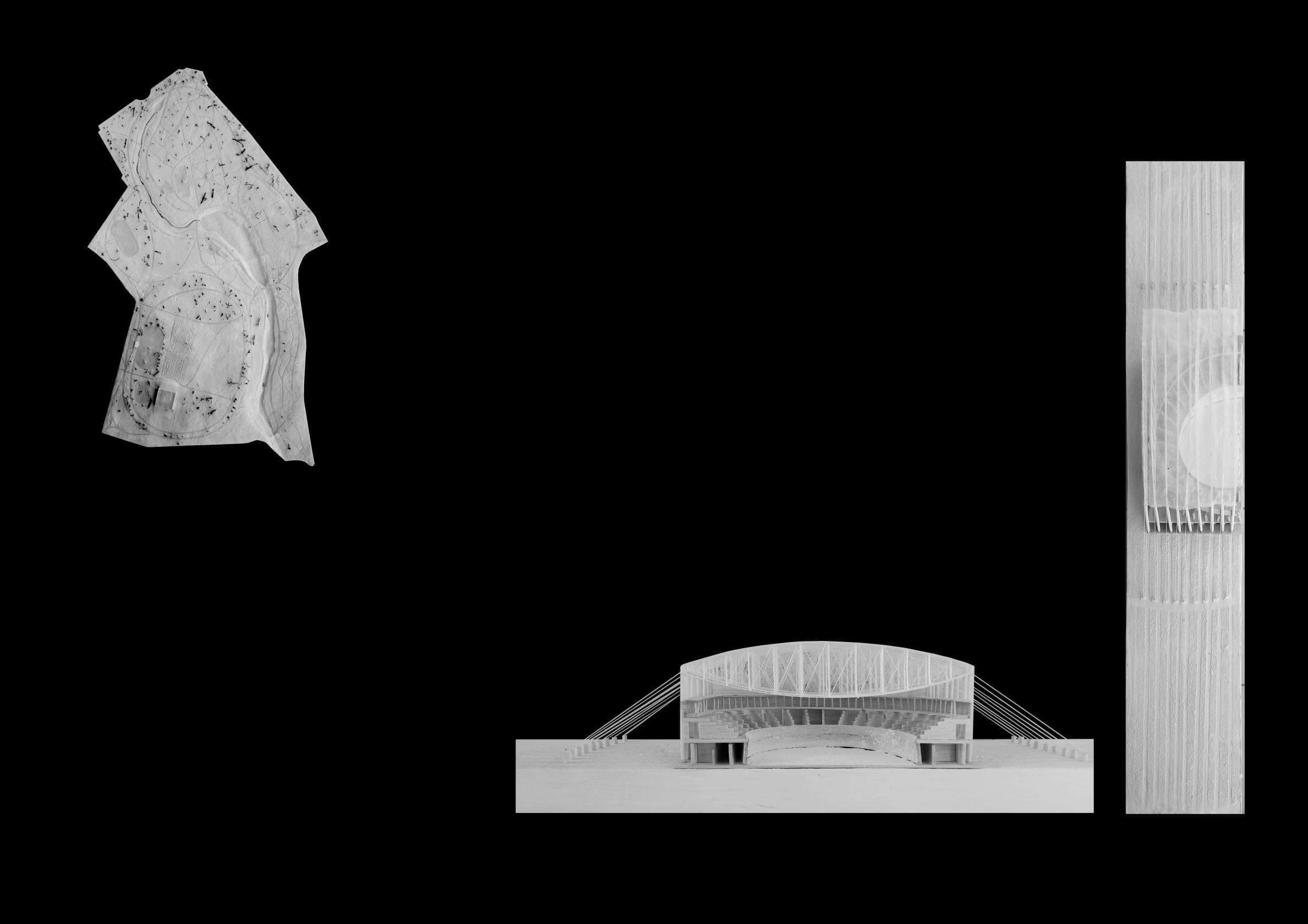ZENAIDA FLOREA Centru ecvestru de recuperare agrement fostul hipodrom din parcul Nicolae Romanescu 2019 / DIPLOMA Viewing Rooms // The New Now,o colecție de lucrări de arhitectură îngrijită de Eliza Yokina
