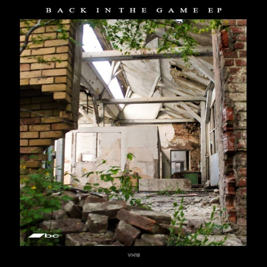 VM18 Back In The Game EP by Vladimir Marinkovic