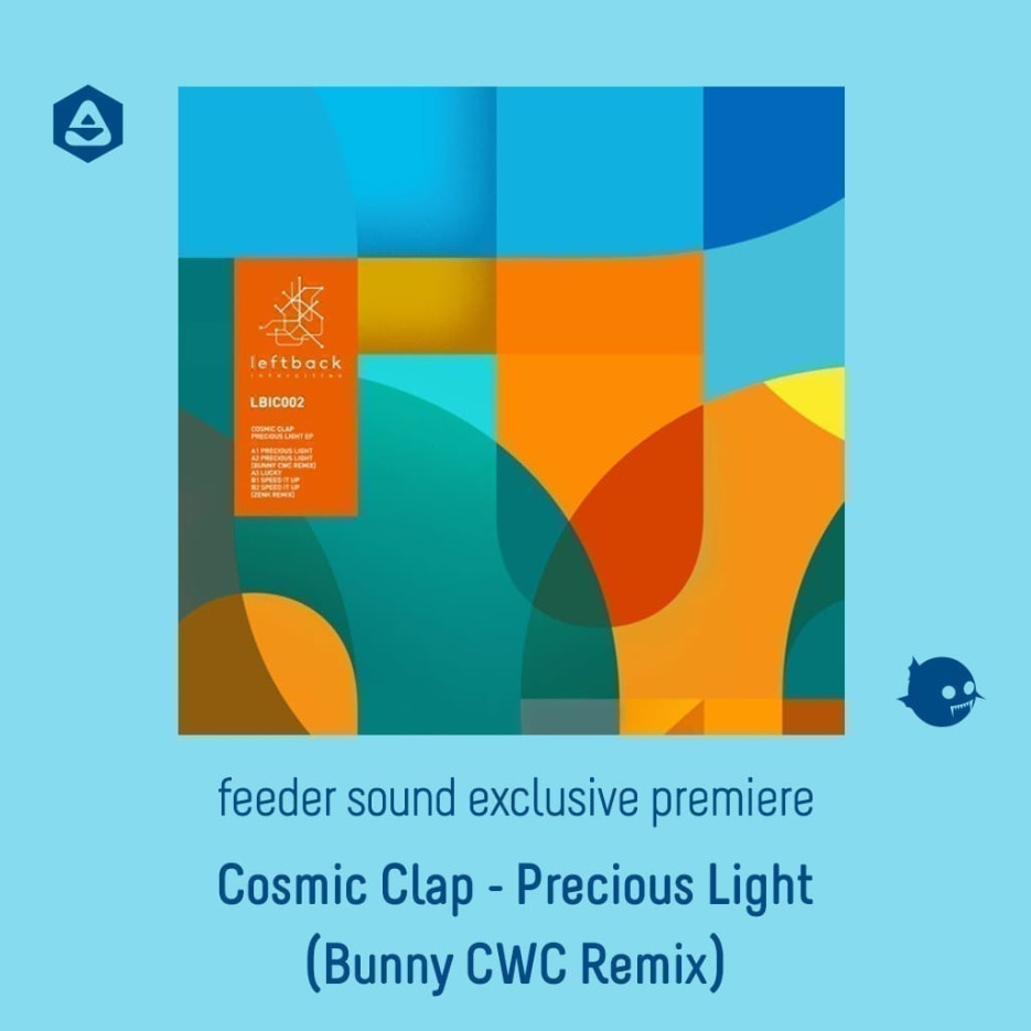 cosmic clap - precious light remix 01