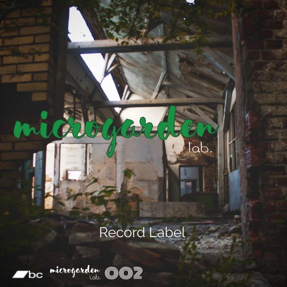 Vladimir Marinkovic - Back In The Game EP - Microgarden lab.