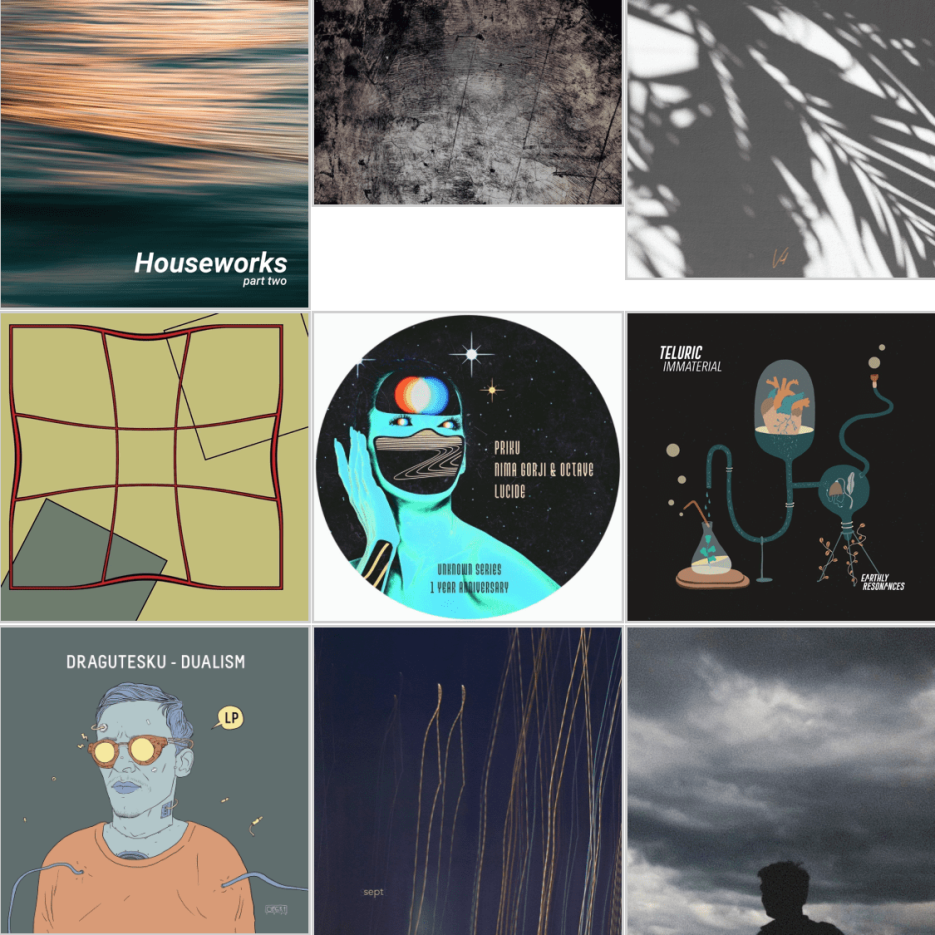 Bandcamp Friday - add 11 gems into your collection