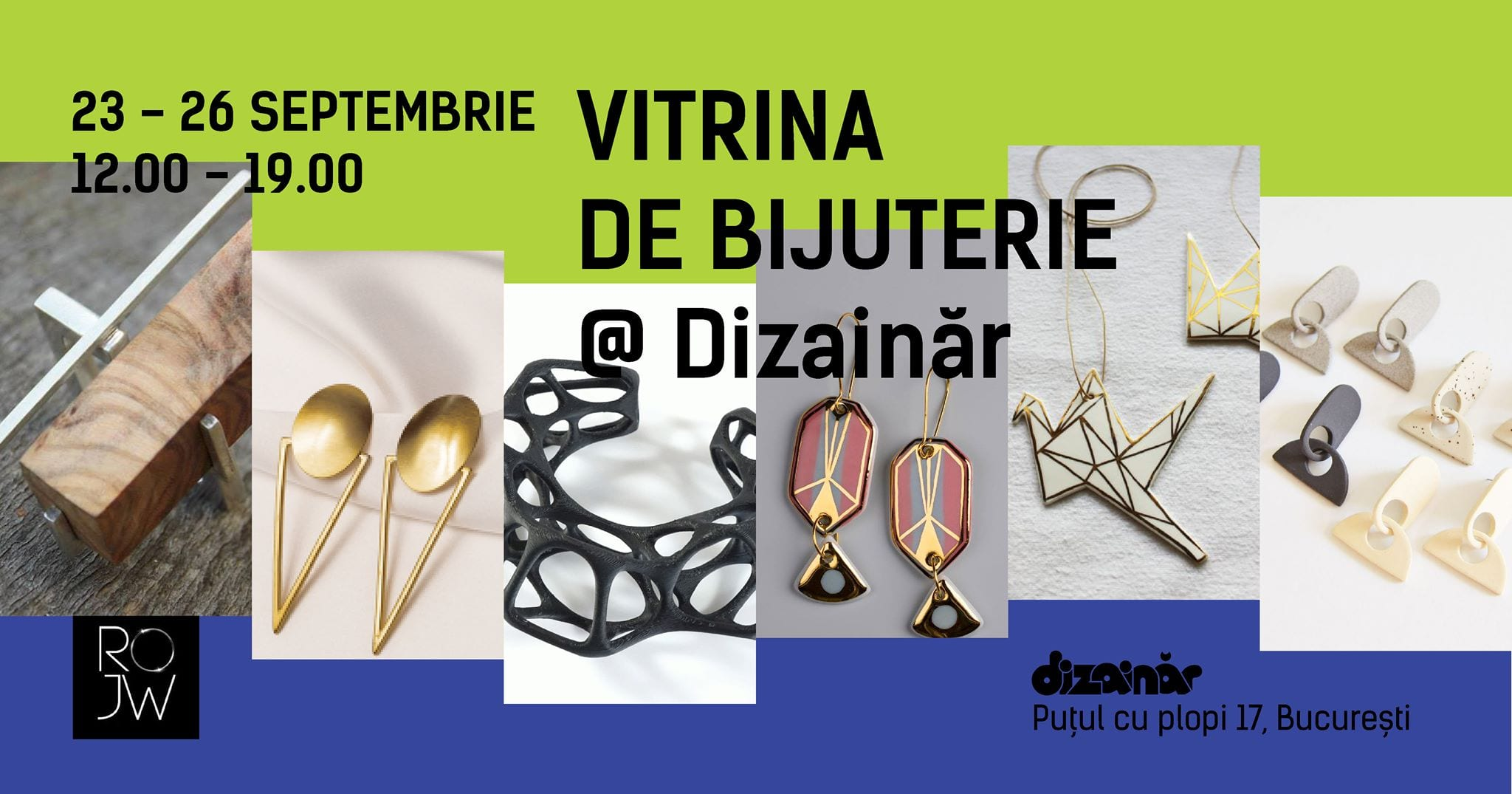 Dizainar Romanian Jeweșry Week