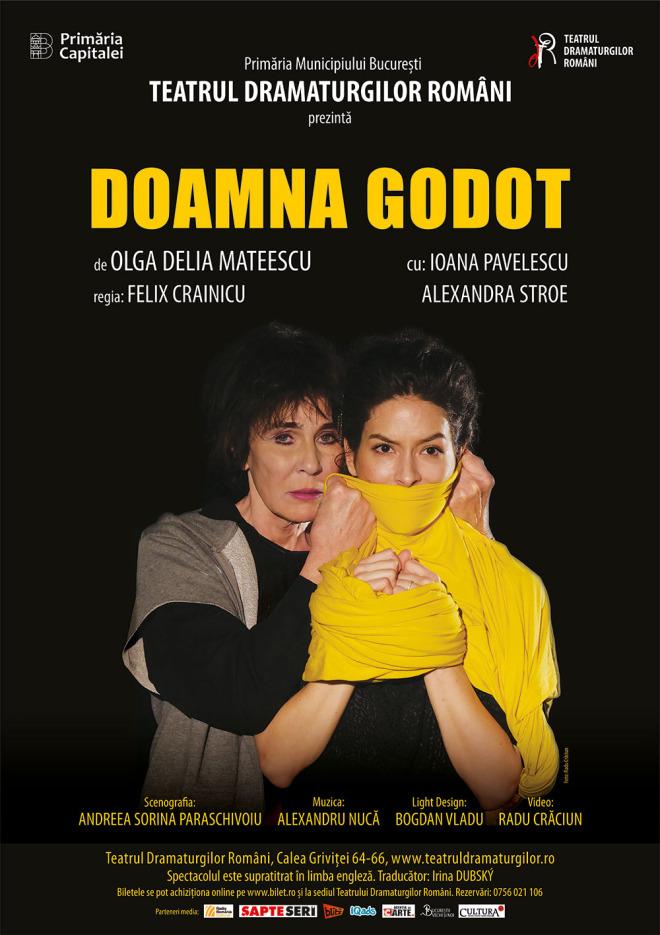 Doamna Godot @ Teatrul Dramaturgilor Români
