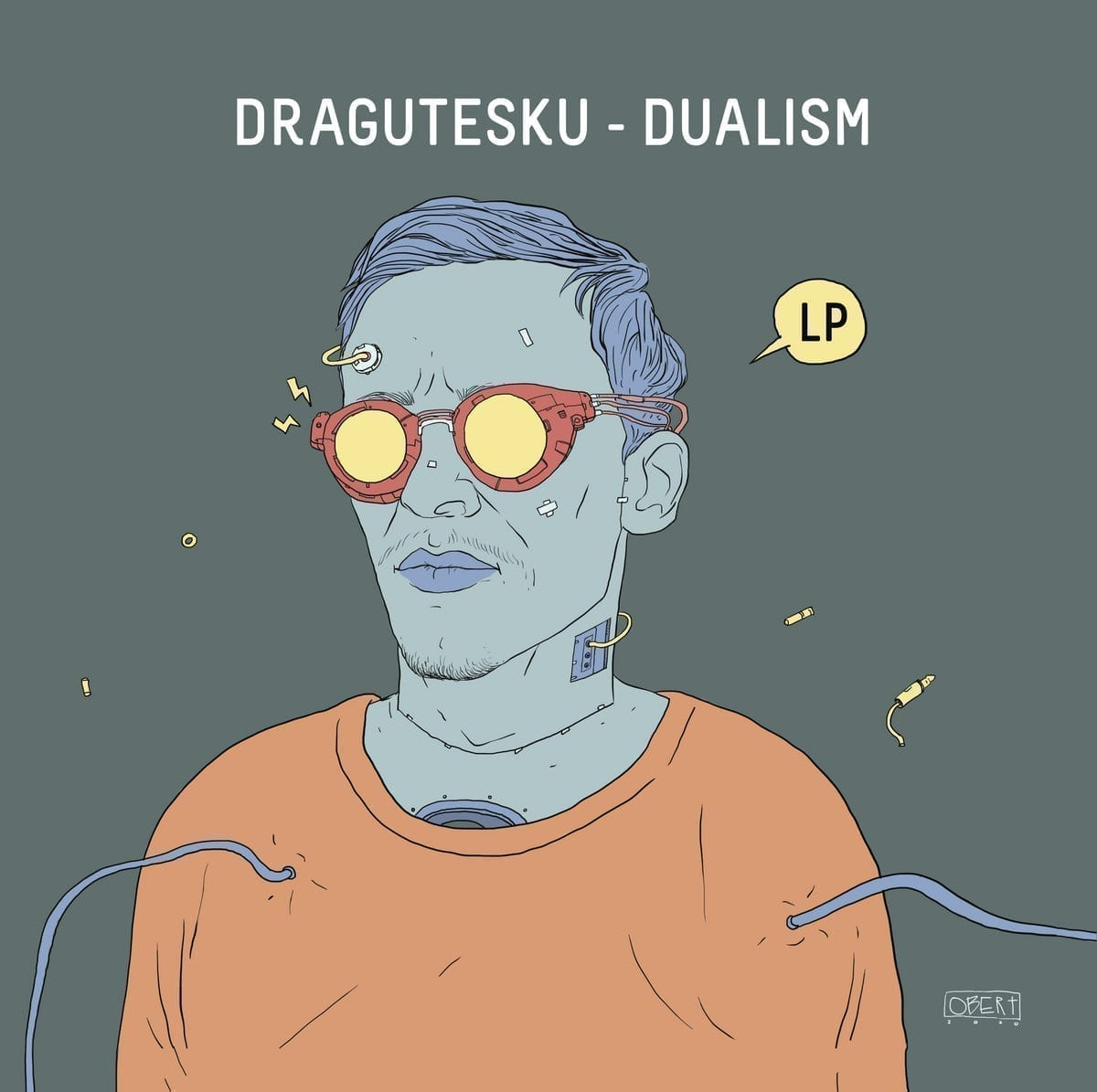 Dragutesku - Dualism LP
