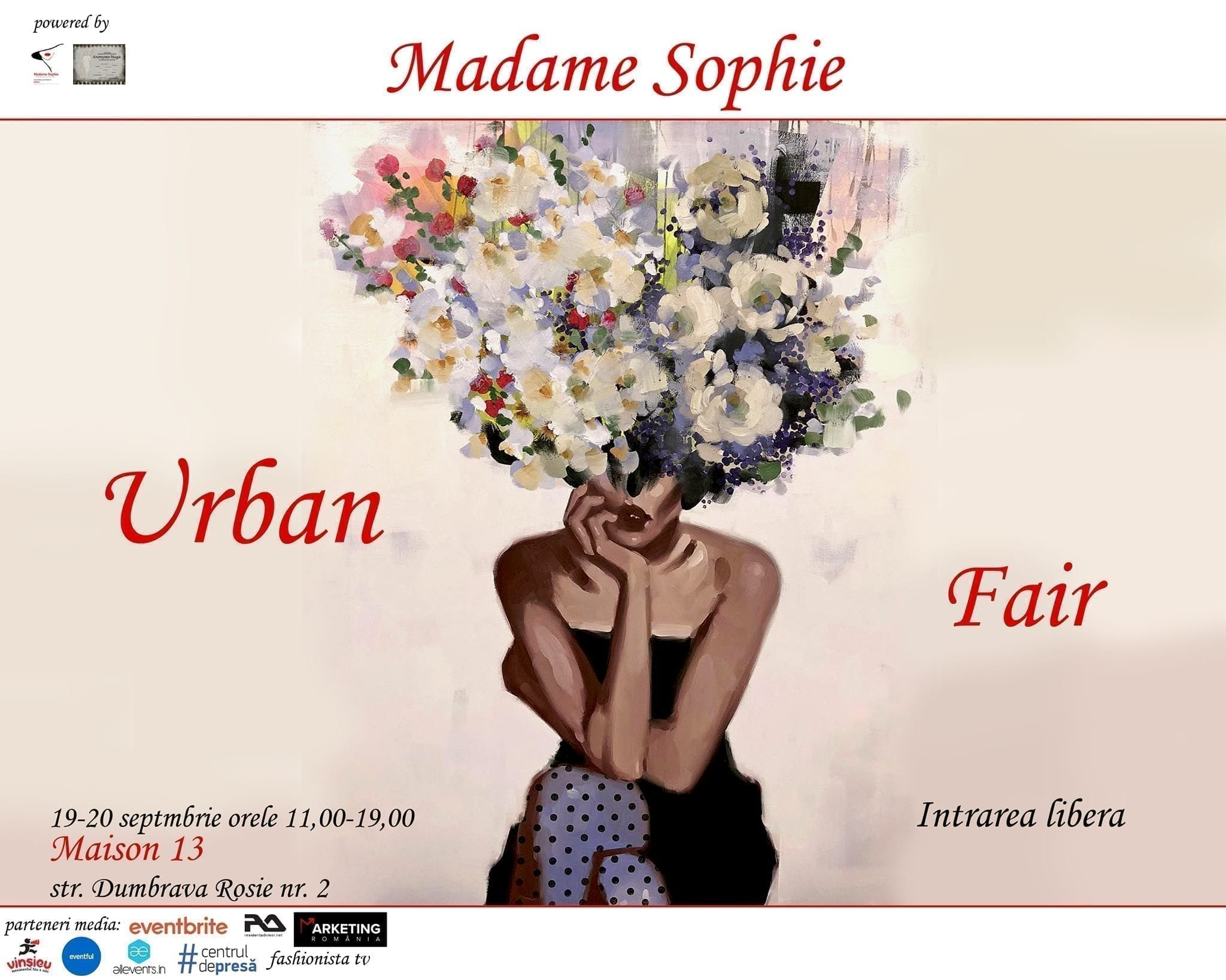 Madame Sophie Urban Fair @ Maison 13