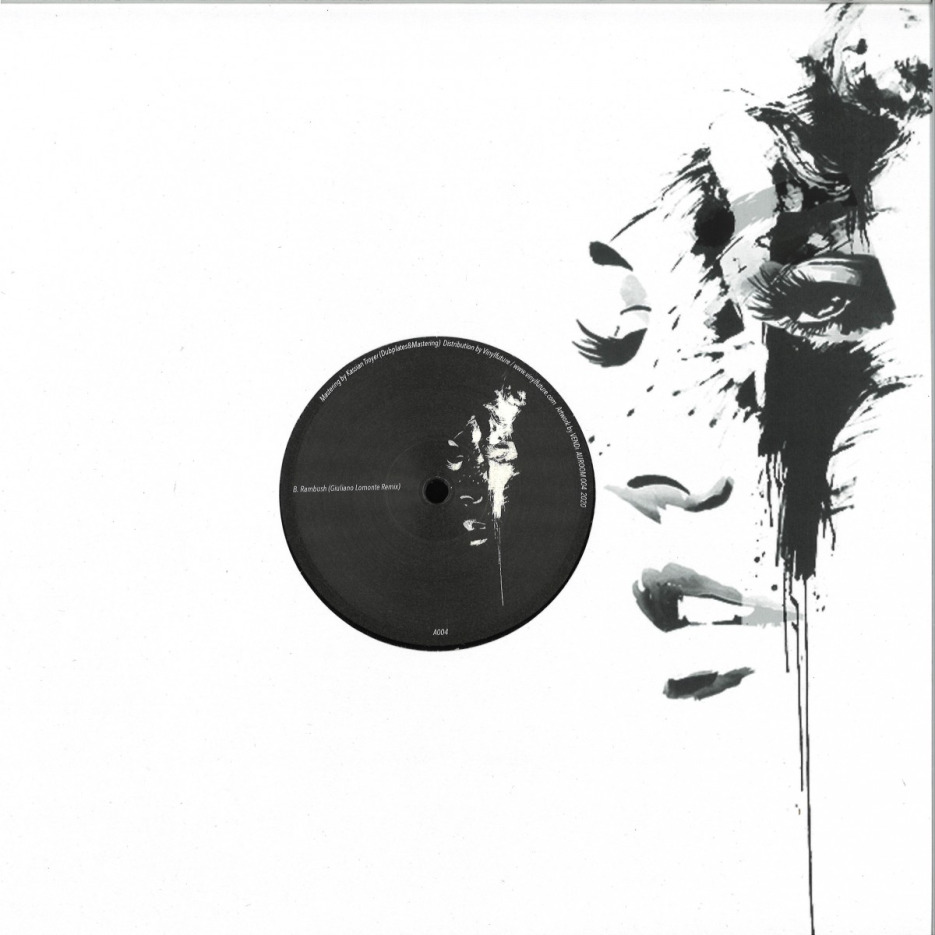Oana Leca, Nils Weimann - Ritmic EP [Auroom] 01