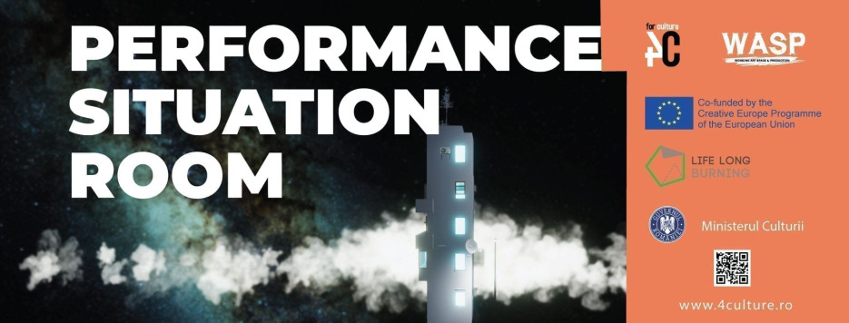 Performance Situation Room - the space where new media technologies meet performing arts