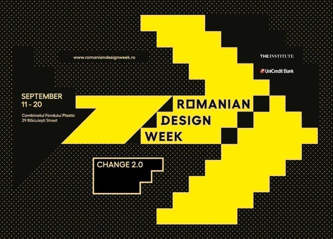 Romanian Design Week 2020 e despre schimbare