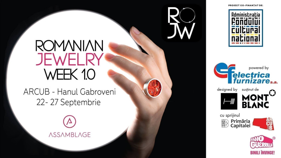 Romanian Jewelry Week