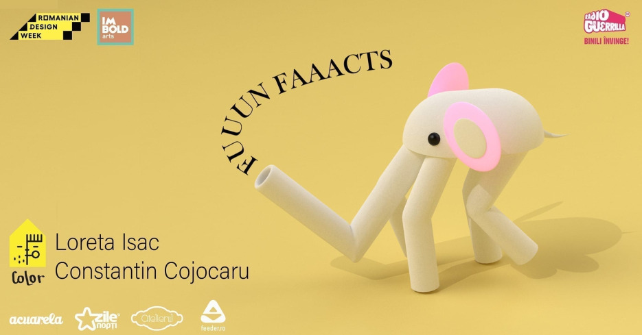 STUDIO CO+LOR - FUN FACTS
