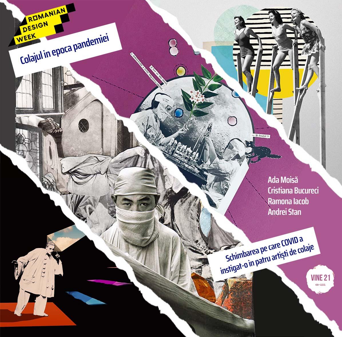 Colajul în epoca pandemiei – Efectele izolării pentru artiștii de colaje
