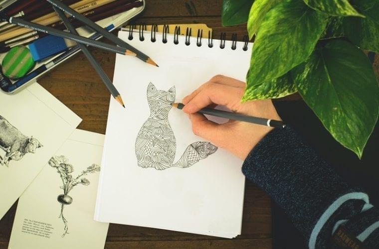 Club online de Desen: Creativitate, inspiraţie, relaxare